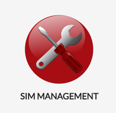 Sim Management icon