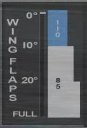 Flaps Indicator